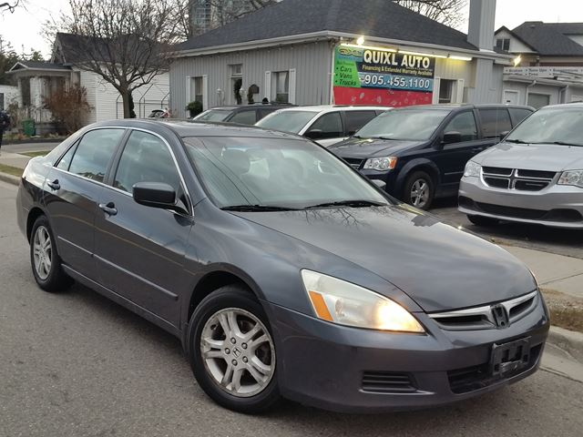 2007 Honda Accord SE in Brampton, Ontario