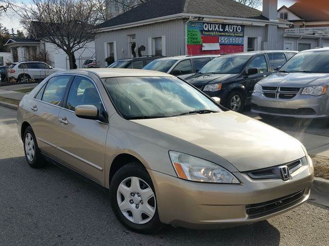 2005 Honda Accord LX-G in Brampton, Ontario