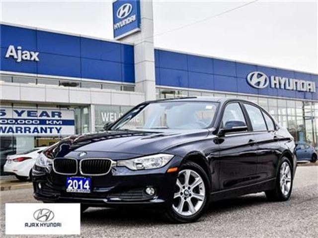 2014 BMW 3 Series *xDrive Heated Front Seats Power Driver Seat in Ajax, Ontario