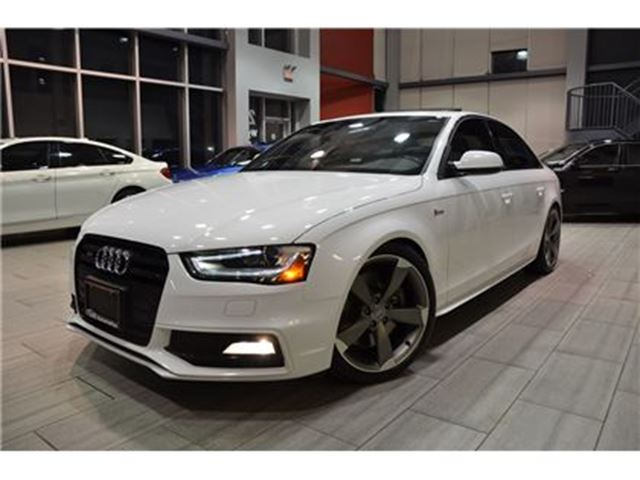 2014 AUDI S4 3.0 Technik With Only 66.236 Kms! in Oakville, Ontario