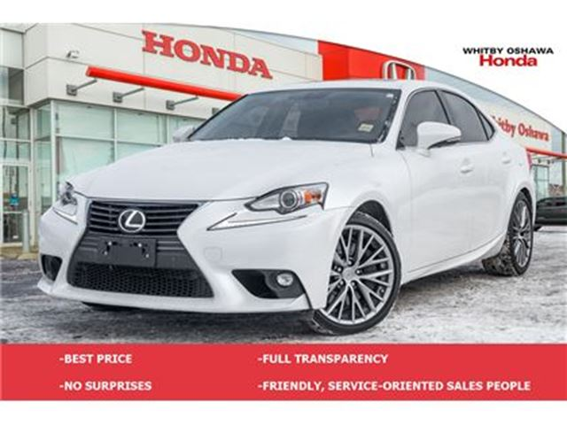 2016 LEXUS IS 300 - in Whitby, Ontario