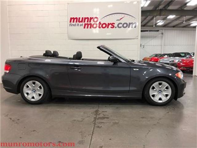 2008 BMW 1 Series i Cabriolet Low Kms Automatic in St George Brant, Ontario