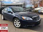 2013 Chrysler 200 TOURING**HEATED SEATS**POWER DRIVER SEAT** in Mississauga, Ontario