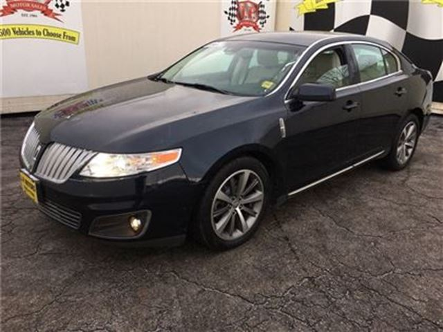 2009 LINCOLN MKS Automatic, Leather, Heated Seats, AWD in Burlington, Ontario