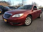 2013 Chrysler 200 LX NICE LOCAL TRADE IN!! in St Catharines, Ontario