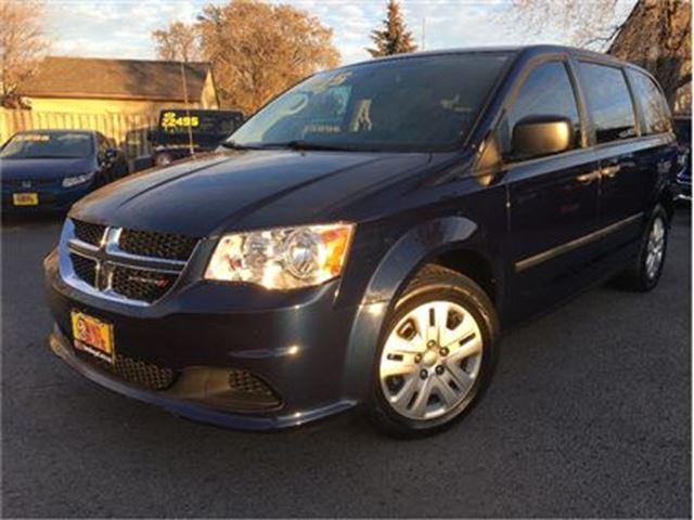2014 DODGE GRAND CARAVAN SE in St Catharines, Ontario