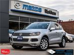 2012 Volkswagen Touareg 3.6L ACCIDENT FREE LEATHER PANOROOF NAVI in Markham, Ontario