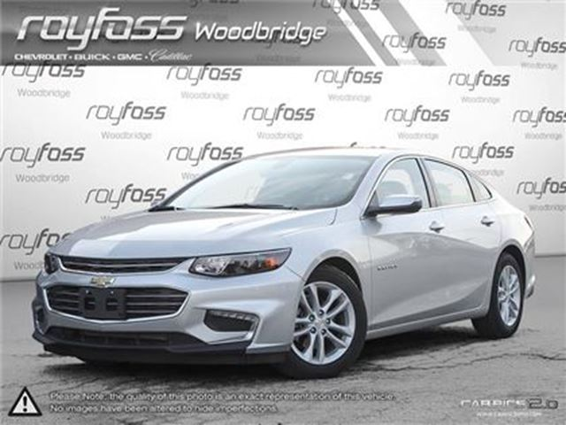 2016 Chevrolet Malibu LT w/1LT in Woodbridge, Ontario