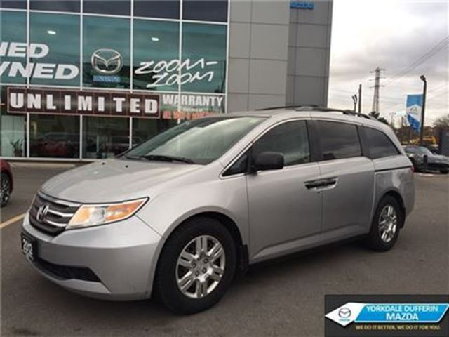 2012 HONDA ODYSSEY LX / 7 PASSENGER / POWER GROUP!!! in Toronto, Ontario