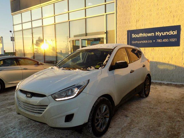 2014 HYUNDAI TUCSON GL 4dr All-wheel Drive in Edmonton, Alberta