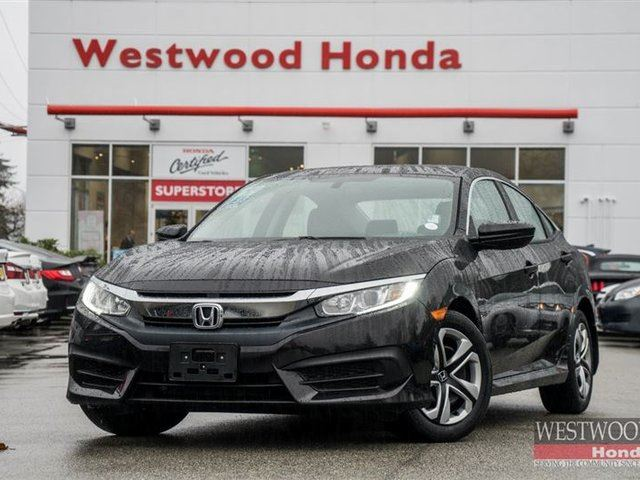 2016 HONDA CIVIC LX in Port Moody, British Columbia