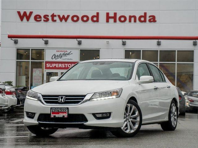 2015 HONDA ACCORD Touring in Port Moody, British Columbia