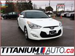 2012 Hyundai Veloster Tech+GPS+Camera+Pano Roof+Heated Leather+Fog+XM+++ in London, Ontario