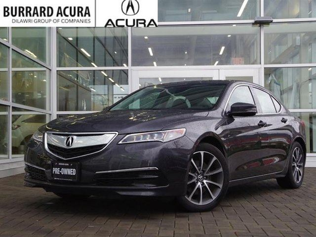 2015 ACURA TLX 3.5L SH-AWD w/Tech Pkg in Vancouver, British Columbia