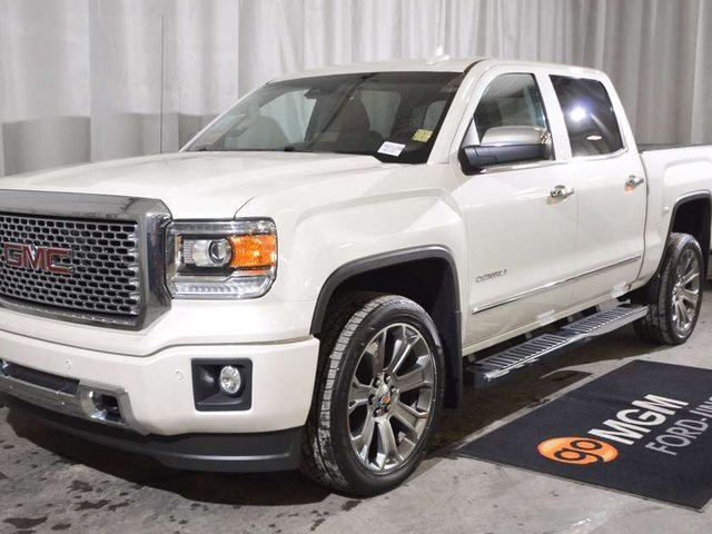 2015 GMC SIERRA 1500 Denali in Red Deer, Alberta