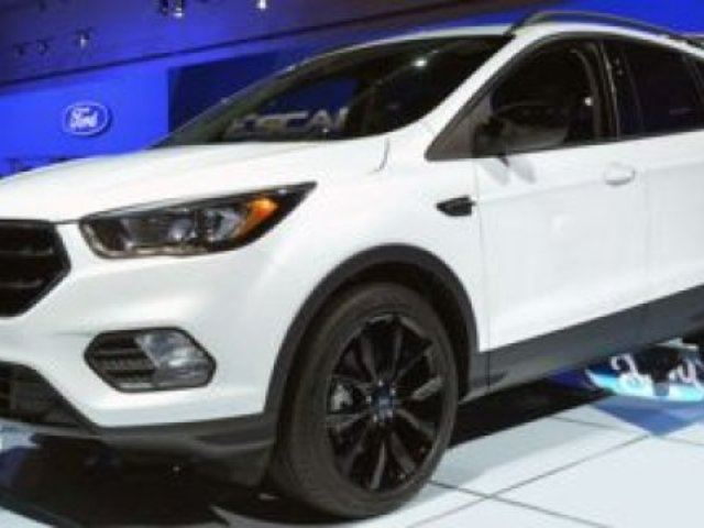 2017 FORD Escape AWD SE Accident Free, A/C, - Edmonton in Sherwood Park, Alberta