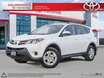 2015 Toyota RAV4 LE AWD WITH UPGRADE PACKAGE in Collingwood, Ontario