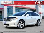 2011 Toyota Venza AWD V6 NAVIGATION AND JBL PACKAGE in Collingwood, Ontario