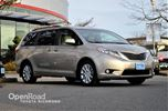 2015 Toyota Sienna XLE- AWD, Back up Camera, Tri Climate Control,  in Richmond, British Columbia