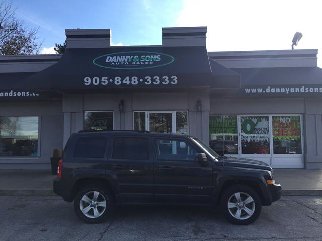 2011 JEEP PATRIOT north in Mississauga, Ontario