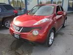 2011 Nissan Juke FUEL EFFICIENT SV MODEL 5 PASSENGER 1.6L - DOHC in Bradford, Ontario