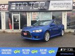 2011 Mitsubishi Lancer Ralliart ** All Wheel Drive, Sunroof, Bluetooth in Bowmanville, Ontario