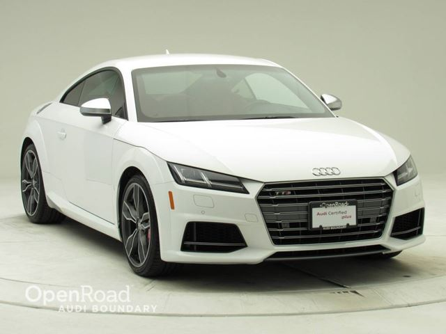 2016 AUDI TT S 2dr Cpe quattro 2.0T NAVIGATION PACKAGE in Vancouver, British Columbia