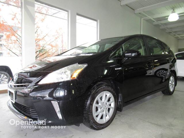 2014 TOYOTA PRIUS Wagon in Port Moody, British Columbia