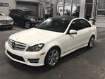 2013 Mercedes-Benz C-Class C 350 4Matic NAV R.CAM PANO-ROOF in Ottawa, Ontario