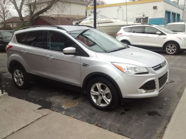 2014 ford escape se hamilton ontario car for sale 2931945. Black Bedroom Furniture Sets. Home Design Ideas