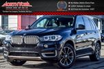 2016 BMW X5 xDrive35i AWD Pano_Sunroof Nav Leather H/K Audio Heat.Seats 18Alloys in Thornhill, Ontario