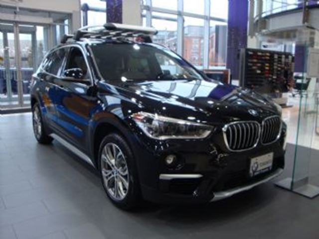 2018 BMW X1 X1 xDrive Premium Enhanced Package in Mississauga, Ontario