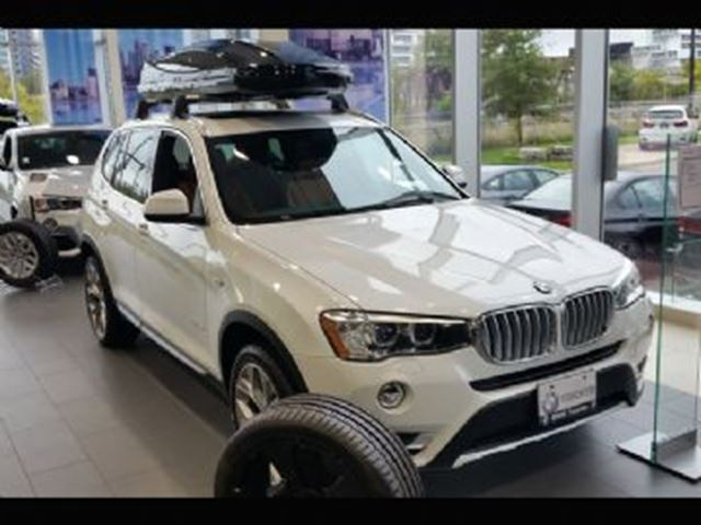 2016 BMW X3 xDrive 35i in Mississauga, Ontario