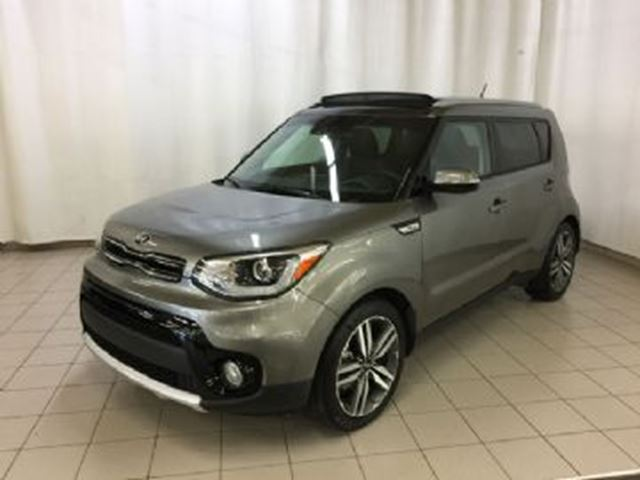 2017 KIA SOUL Auto EX Tech with Lease Protection in Mississauga, Ontario