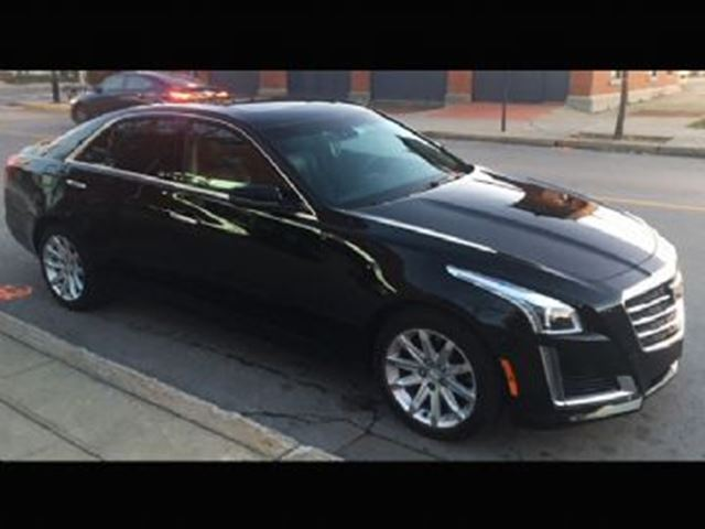 2015 CADILLAC CTS 2.0 T PS4 AWD in Mississauga, Ontario