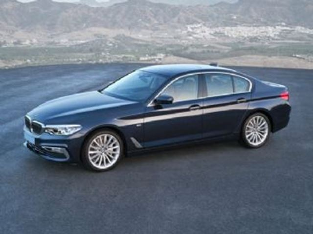 2017 BMW 5 SERIES 530i xDrive AWD in Mississauga, Ontario