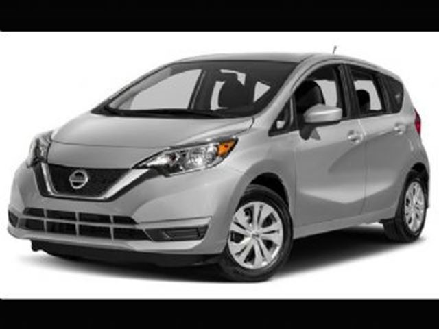 2018 NISSAN VERSA SV 1.6L 4 CYL 109HP CVT in Mississauga, Ontario
