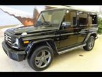 2016 Mercedes-Benz G-Class 550 4MATIC in Mississauga, Ontario