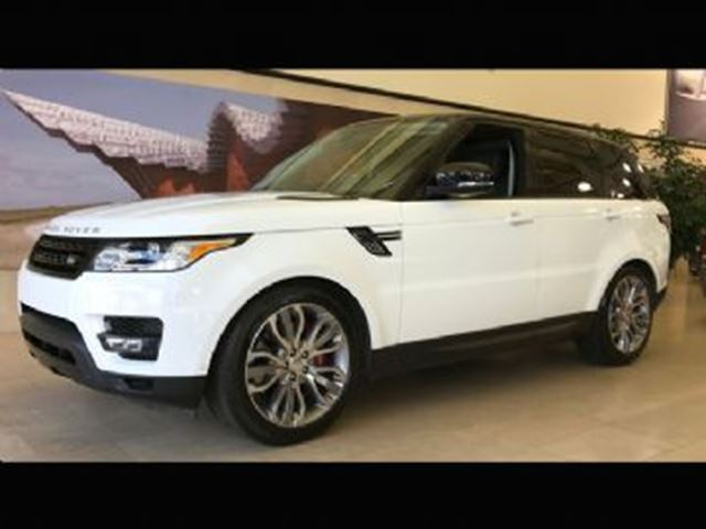 2014 LAND ROVER RANGE ROVER Sport Supercharged in Mississauga, Ontario