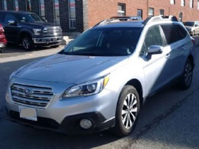 2017 SUBARU OUTBACK AWD Limited w/Tech Package in Mississauga, Ontario