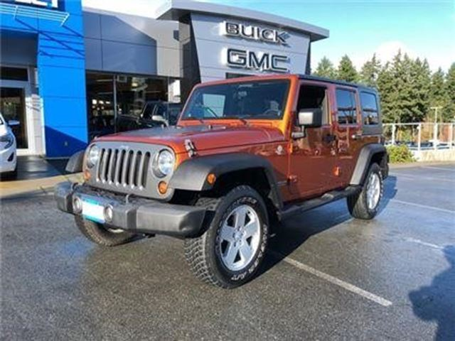2010 JEEP WRANGLER Unlimited Islander in Victoria, British Columbia