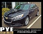 2015 Chevrolet Malibu LT in Truro, Nova Scotia