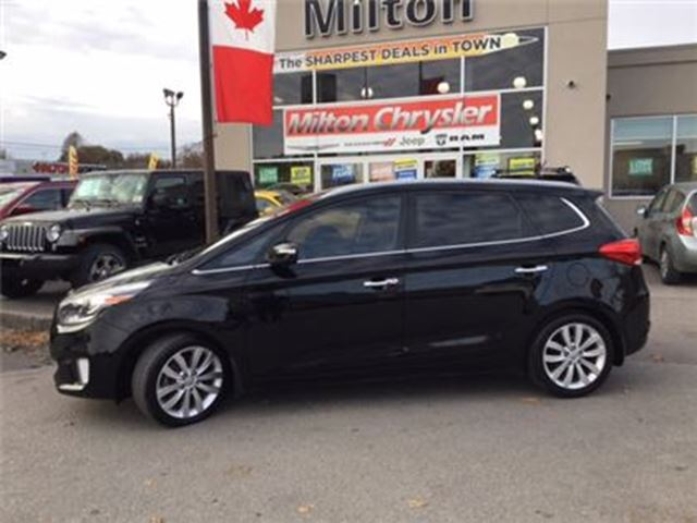 2015 KIA RONDO EX LEATHER BACK-UP CAMERA in Milton, Ontario