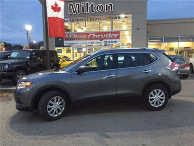 2016 NISSAN ROGUE SV AWD BACK-UP CAMERA in Milton, Ontario