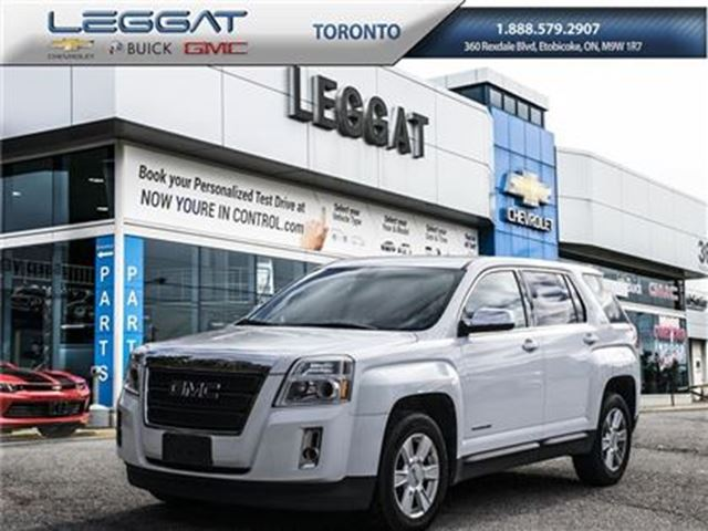 2011 GMC TERRAIN SLE, Remote Keyless Entry, Alloy Wheels and more in Rexdale, Ontario