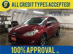 2013 Ford Focus SE*LEATHER*HEATED FRONT SEATS*POWER DRIVER SEAT*MI in Cambridge, Ontario