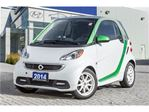2014 Smart Fortwo Electric Alloys Navi in Mississauga, Ontario