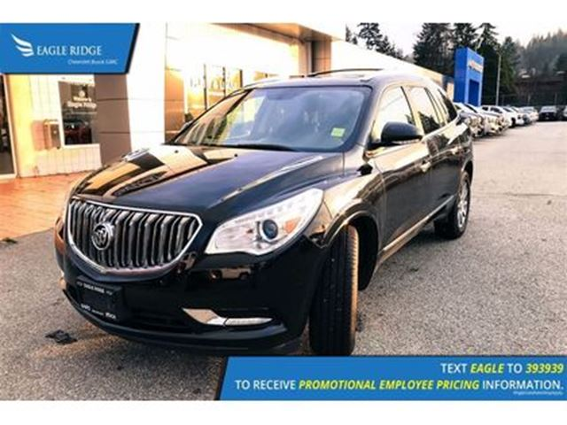 2017 BUICK ENCLAVE Leather AWD, Heated Seats, Sun Roof in Coquitlam, British Columbia