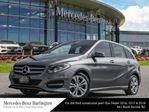 2015 Mercedes-Benz B-Class 4matic in Burlington, Ontario