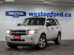 2012 Ford Escape XLT in Toronto, Ontario